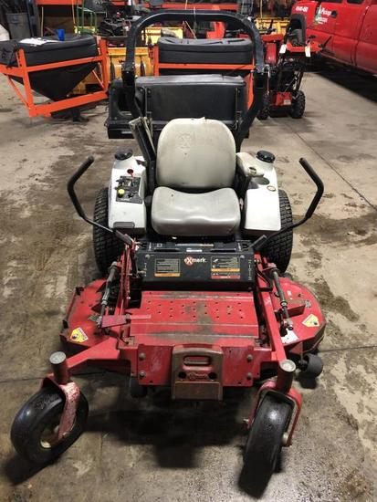 "52"" eXmark Riding Mower With Hood"