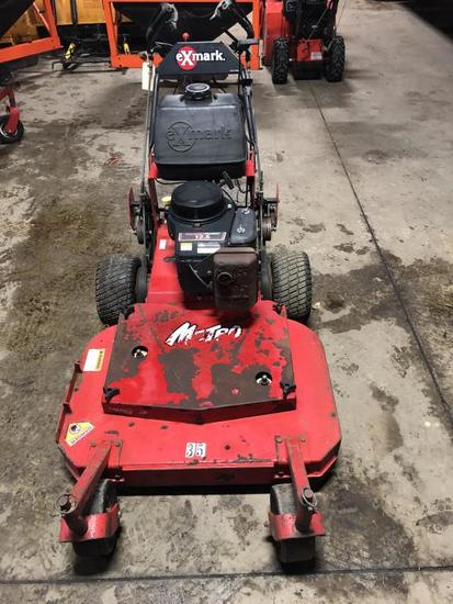 "36"" eXmark Walk Behind Mower"