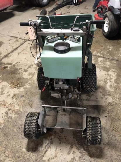 Fertilizer Buggy Turf Pro