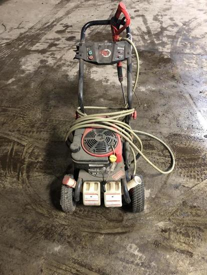 Troy-Bilt Power Washer