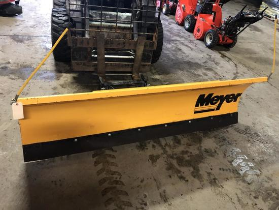 Meyer 8' Snow Plow