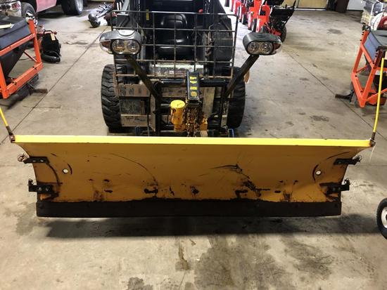 Meyer Snow Plow With Hook-Up & Lights