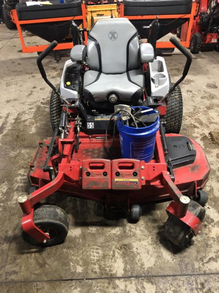 "60"" eXmark Riding Mower"