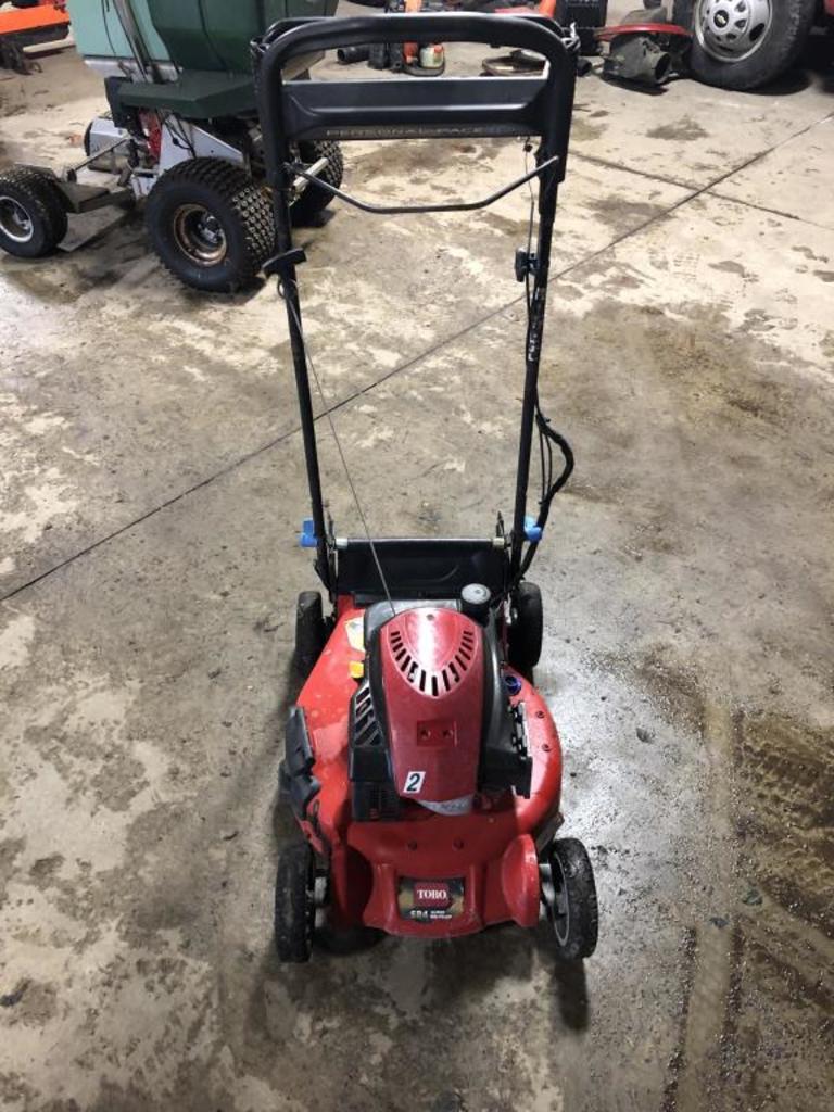 """21"""" Toro SR4 Push Mower"""