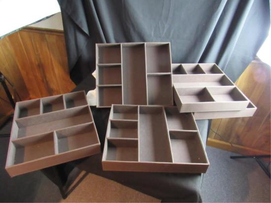 (5) Clothes/Accessory Organizers