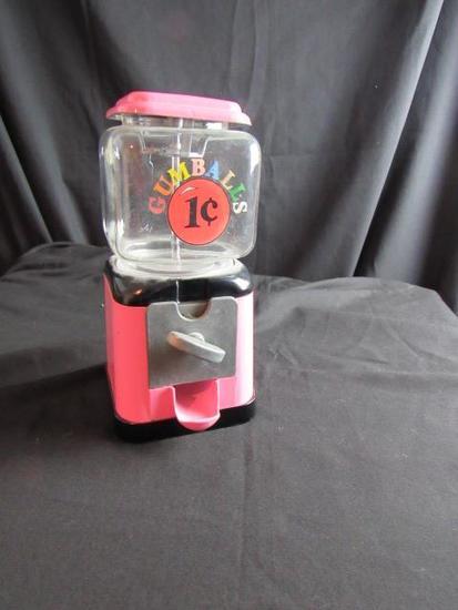 1 Cent Gumball Machine