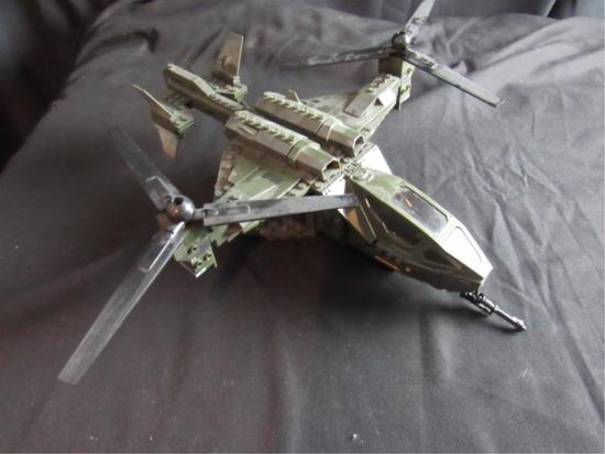 Lego Halo Falcon Helicopter