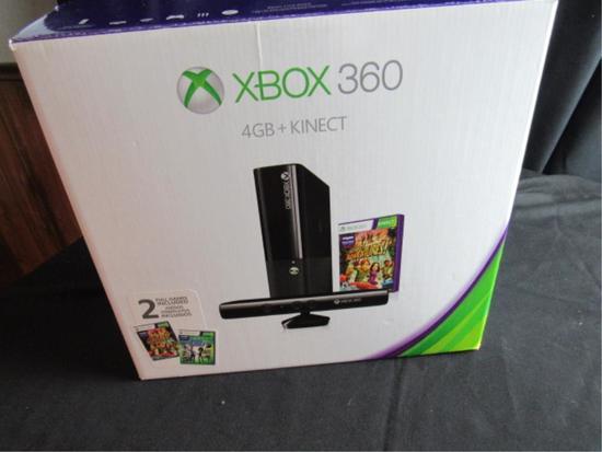 Xbox 360 Console & Accessories