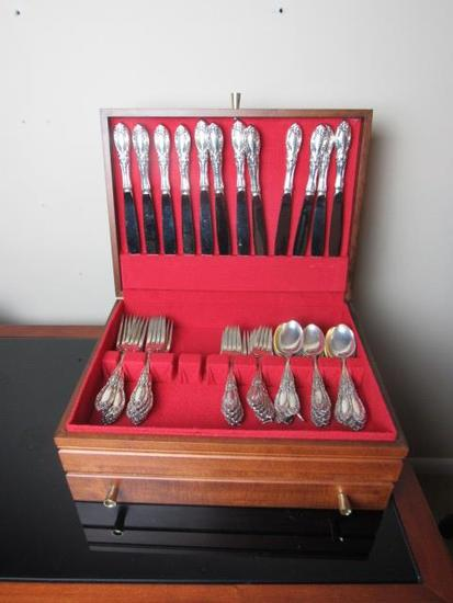 Towle Sterling Silver Silverware Set - LR