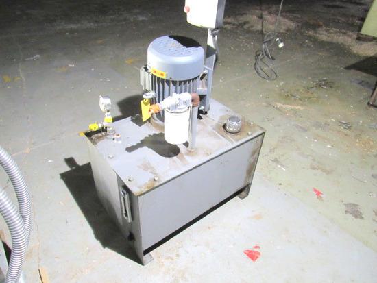 E-Line Hydraulic Pump And Tank Reservoir