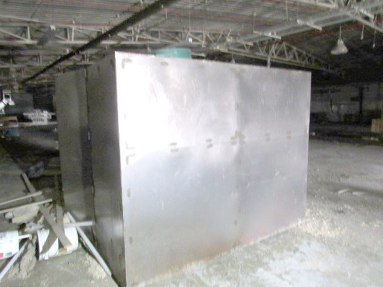 Steel Dust Box For Dust Collection System