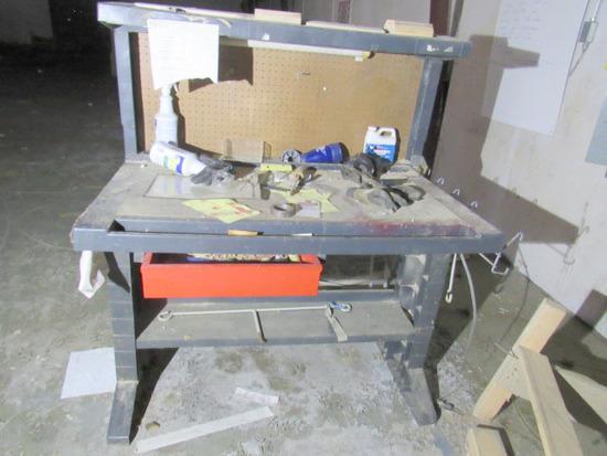Plastic Work Bench