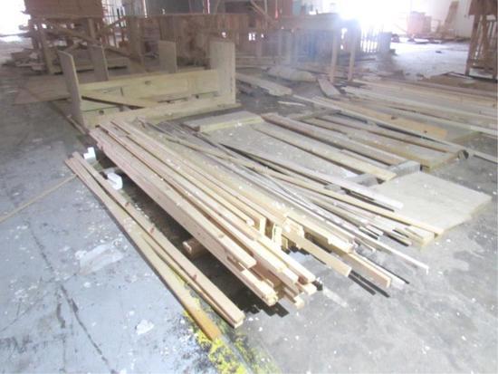 Lot of Wood