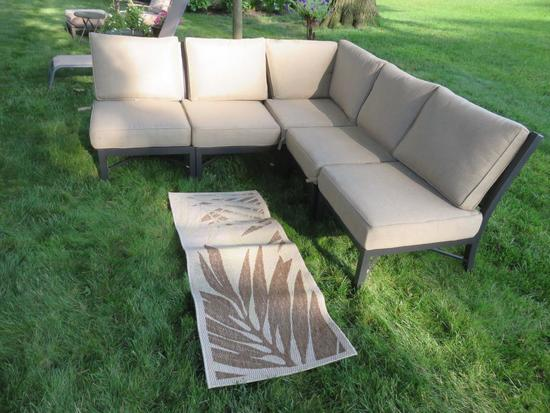 5 Piece Sectional - O