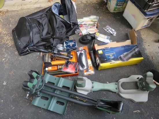 Gun/rifle Holders & Case-G