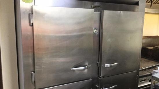 C2 - J - Traulsen Industrial Refrigerator