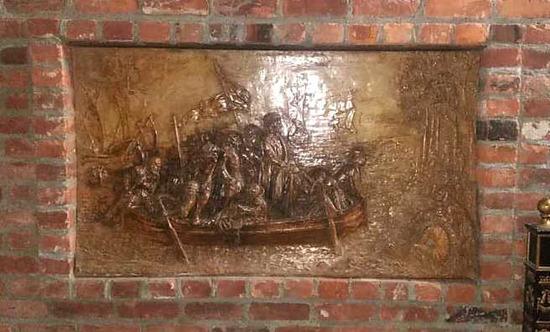 A - 1909 American History Wall Insert