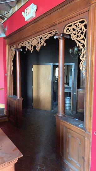 C - Oak Doorway