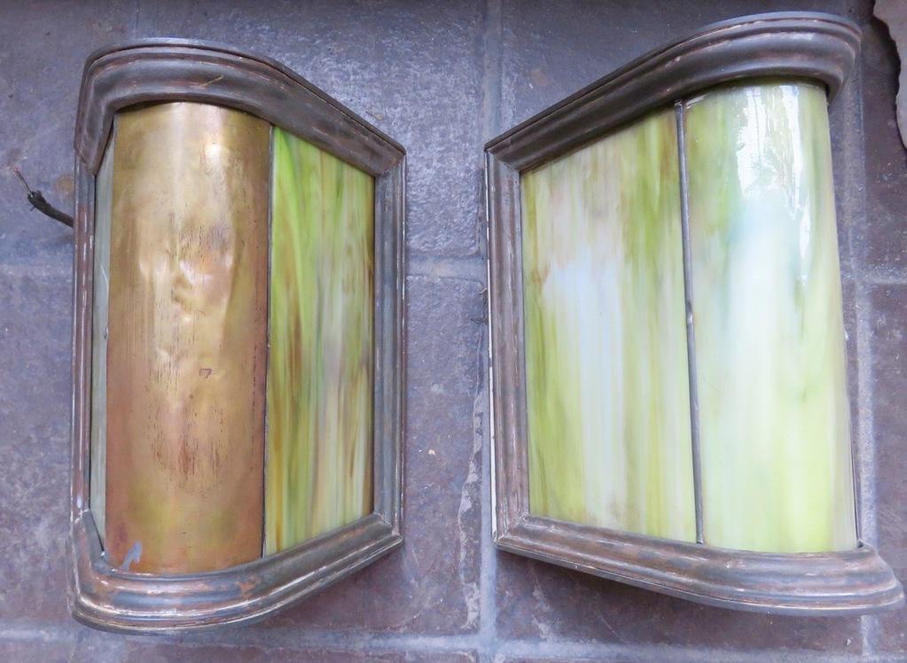 D- (2) Elevator Lights