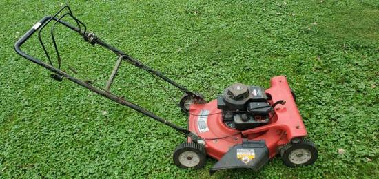 3.5 HP MTD Push Mower