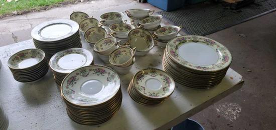 G- (83) Item set of Thomas Bavaria China