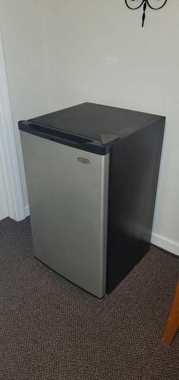 D- Haier Small Refrigerator