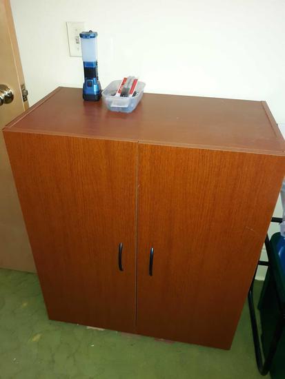 U- 2- Door Cabinet