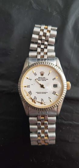 K - Rolex Oyster Perpetual Day- Date