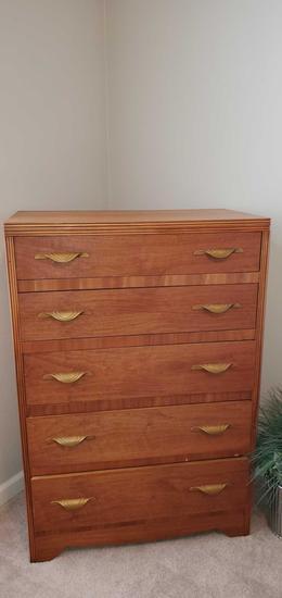 B2- Wood Dresser & Wood Vanity