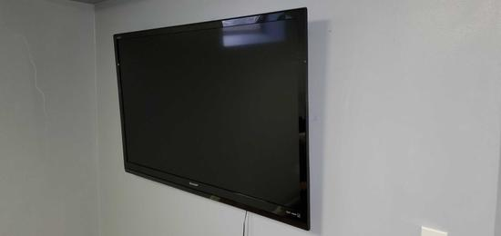 "B- Sharp 50"" Flat Screen Television"