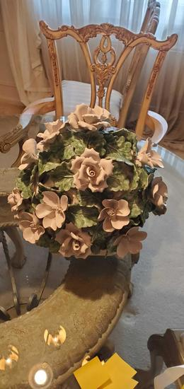 D- Jay Willfred Porcelain Arrangement