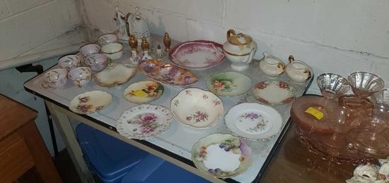 BS- Large Lot Porcelain & Ceramics