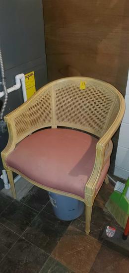 BS- Cane/Rattan Chair