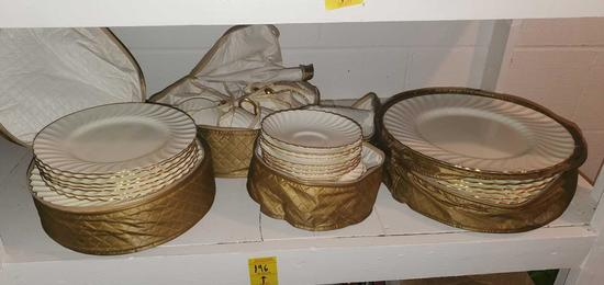BS- Set of Minton Bone China