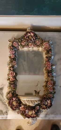 L- Porcelain Wall Hanging Mirror