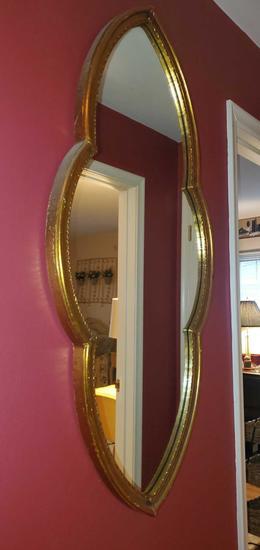 H- Wall Mirror