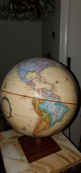 O- Globemaster Globe