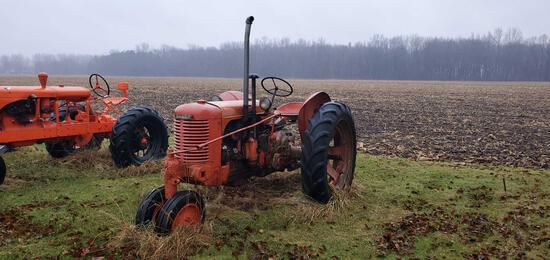 Case 4 Speed Tractor