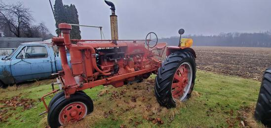 Farmall F20 International Harvester Tractor