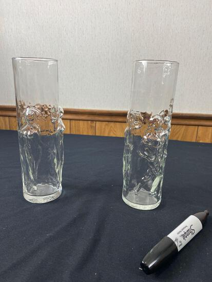 Men and Women Figure Glasses