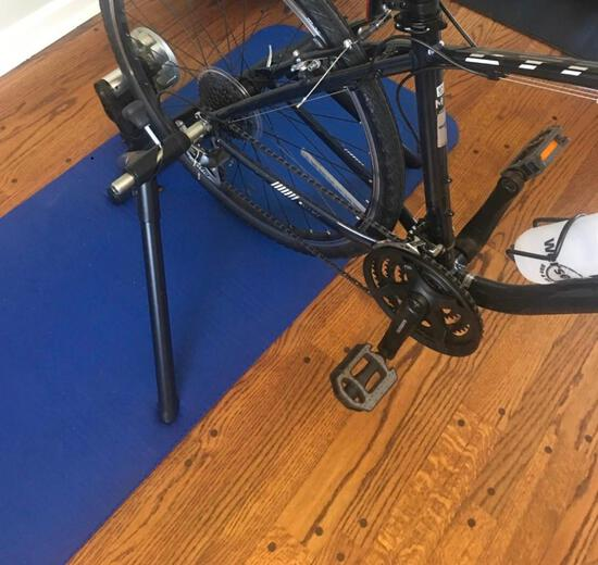 CycleOps Stationary Bicycle