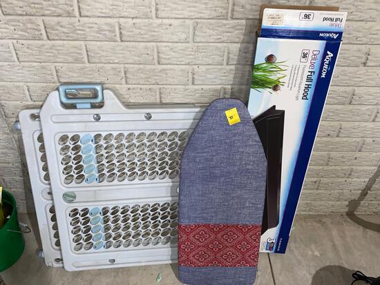 Fish Tank Hood / Gate/ Ironing Board