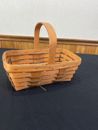 1991 Signed Longaberger Basket