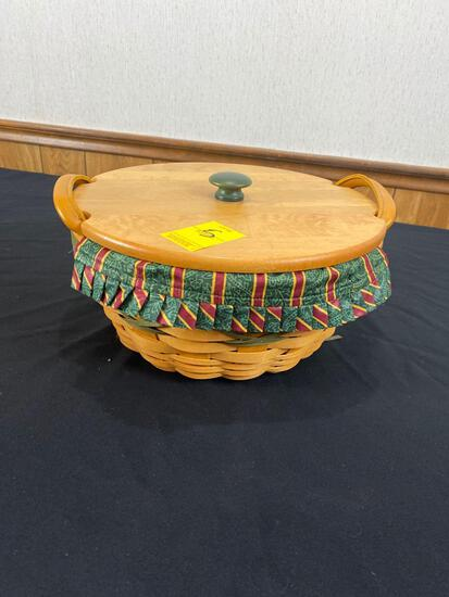 1999 Signed Longaberger Basket