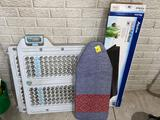 Fish Tank Hood / Gate/ Ironing Board