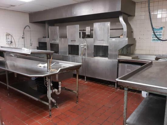 K- Hobart Dishwashing System