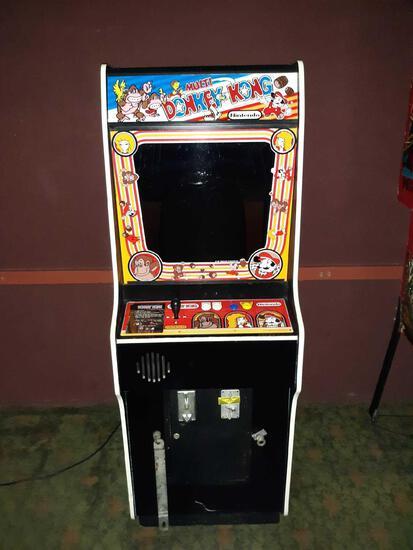 PB- Nintendo Multi Donkey Kong Arcade