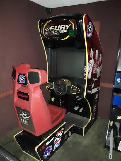 PB- Fury Championship Racing Cart