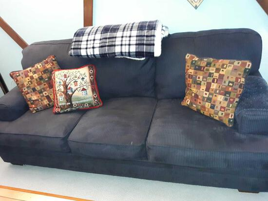LR- Couch and Love Seat