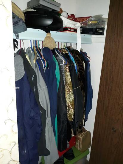 FC- Contents of Closet